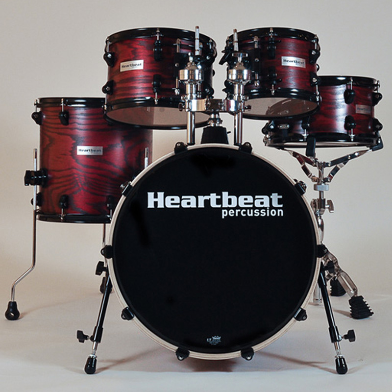 dsa ash drum sets heartbeat worship. Black Bedroom Furniture Sets. Home Design Ideas