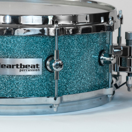 Heartbeat Snare drum with Trick Throw Off
