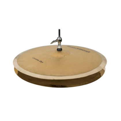 Custom Dry Hi-hat Cymbals