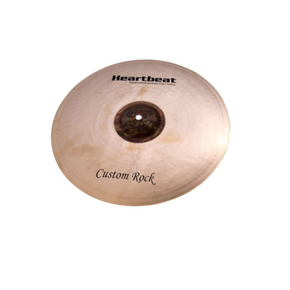 Custom Rock hi-hat cymbals