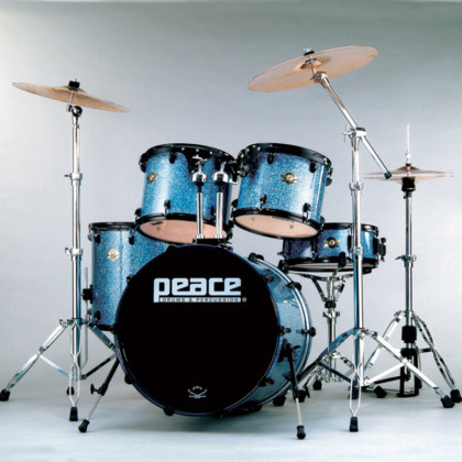 DNA Maple Drum Set Sparkle Lacquer