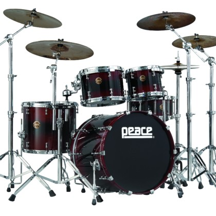 Kahuna Bubinga Drum Sets