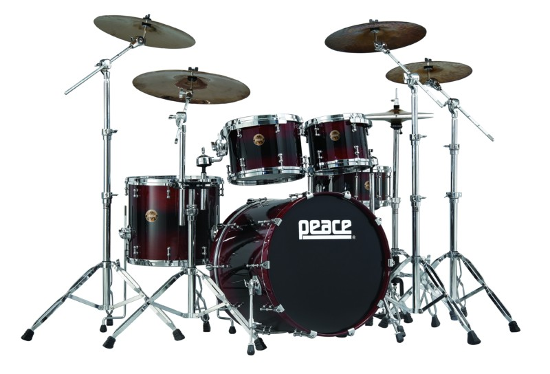 Kahuna Bubinga Drum Sets