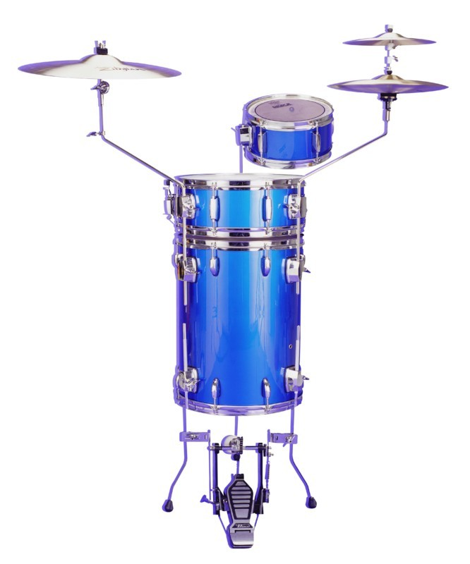 Manhattan Stand Up Drum Set