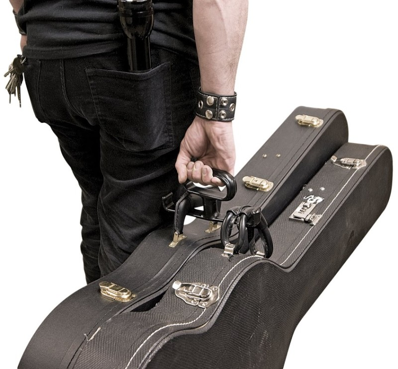 Guitar Case Roadie