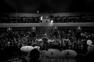 Heartbeat Cymbals in Worship
