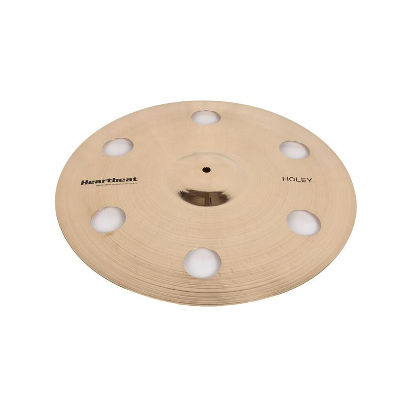 Holey Crash Cymbals