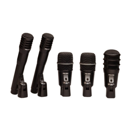 Superlux DRKA3C2 Microphone Set