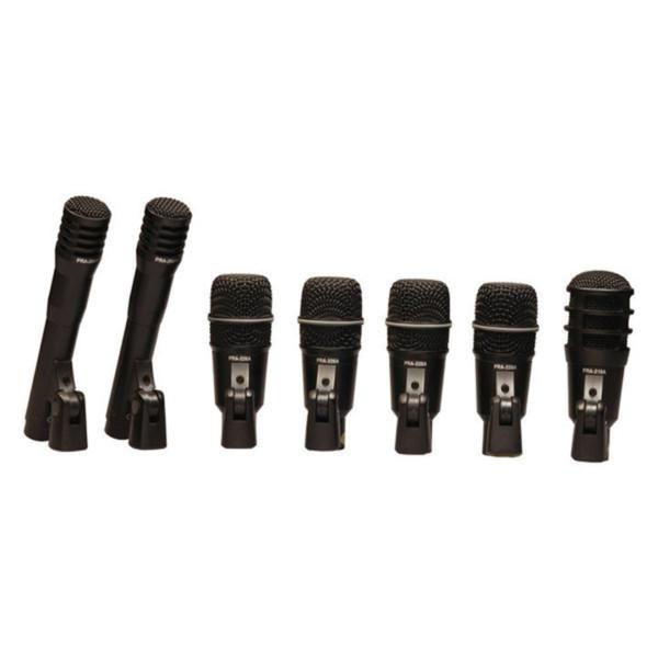 Superlux DRKA5C2 Microphone Set