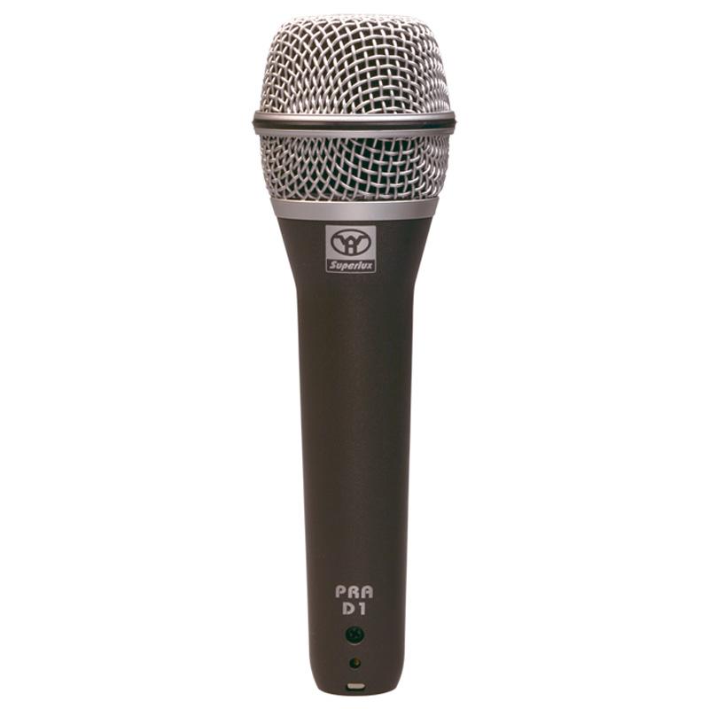 Superlux PRAD5 Microphone Set
