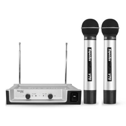 Superlux VT96 Wireless Microphone System
