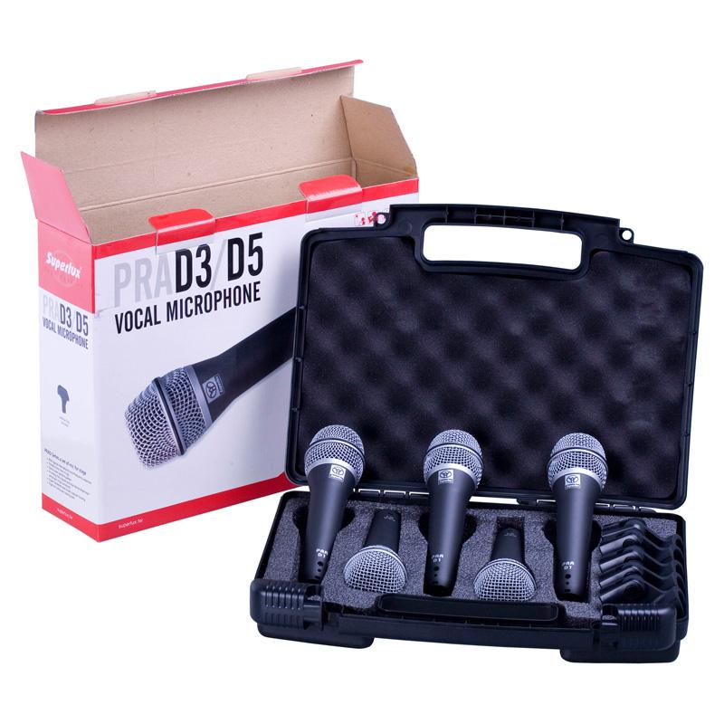Superlux PRAD5 Box 2