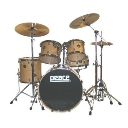 700 Maple-Mahogany Drum Set Lacquer 5 Piece