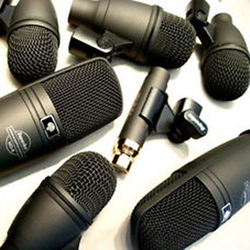 Microphones and Wireless