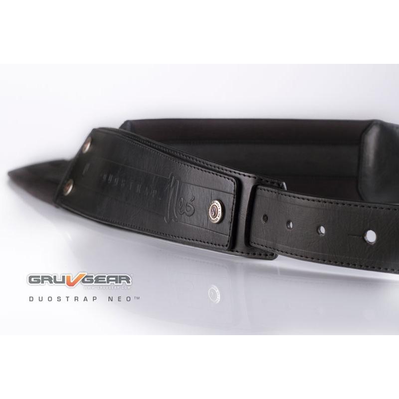 Gruv Gear Duo Strap Neoprene Guitar Strap