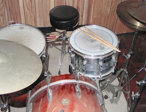 Drum set Maintenance