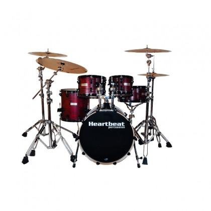 DSA Ash Drumsets