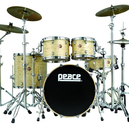 DNA Maple Drum Set Limited Production