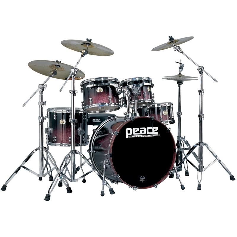 Drums For Sale >> Paragon Maple Drum Sets Heartbeat Worship