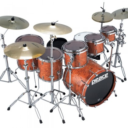 Bubinga Drum Sets