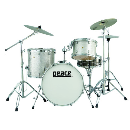 Dragster Maple Drum Set