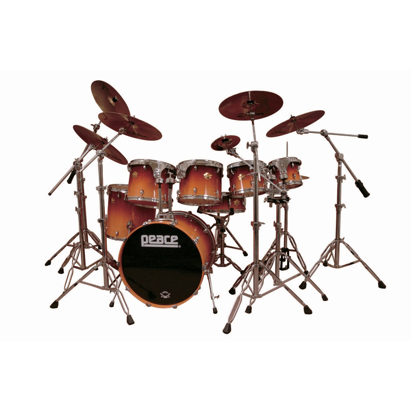 DNA Maple Drum Set Laquer Finish