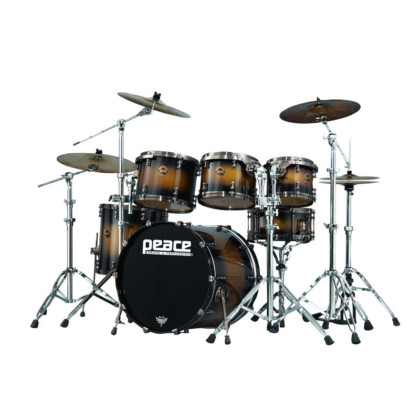 Paragon Maple Custom Drum Set