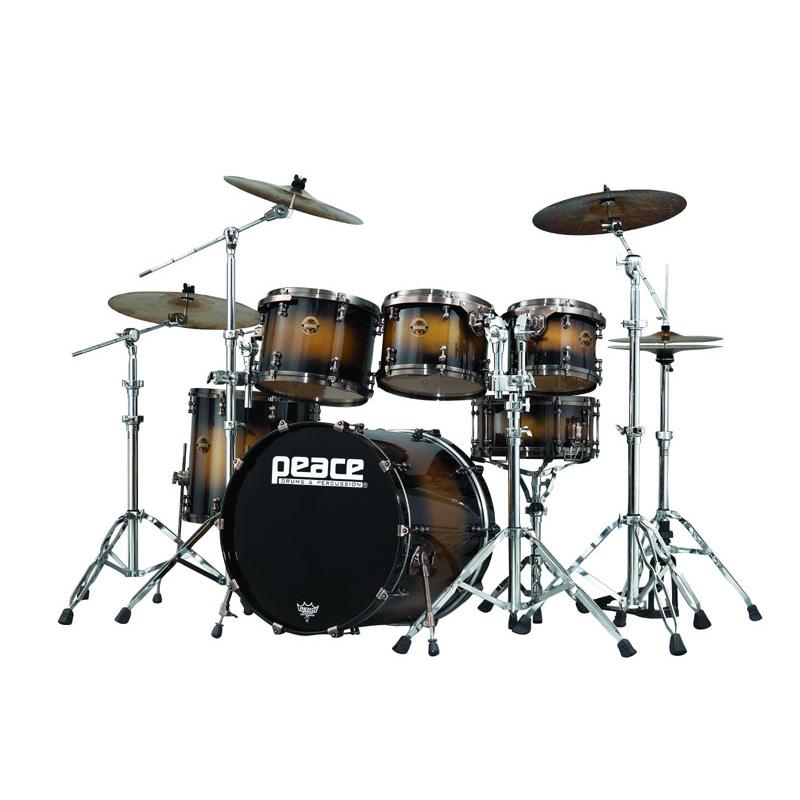 Paragon Maple Custom Drum Set