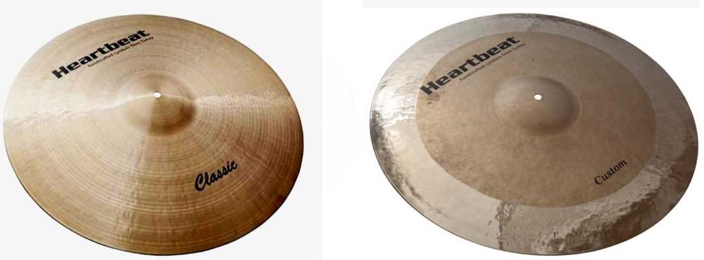 Heartbeat Classic Custom Cymbals