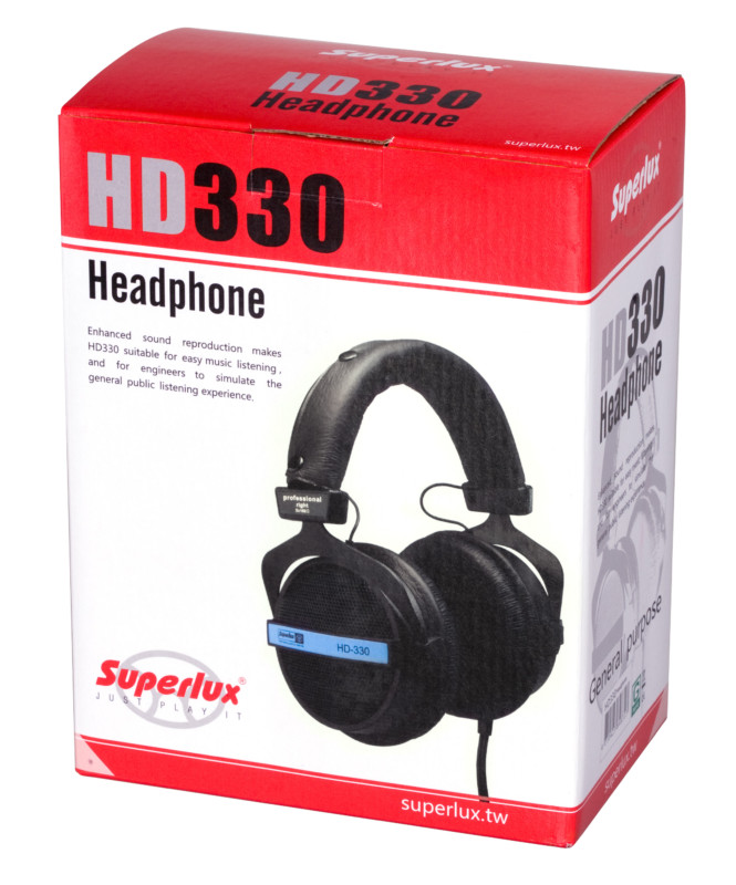 HD330 box