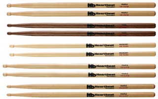 Heartbeat-Drum sticks