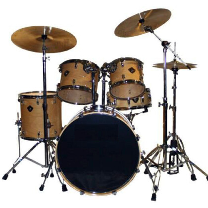 Drum set and Cymbal Packages